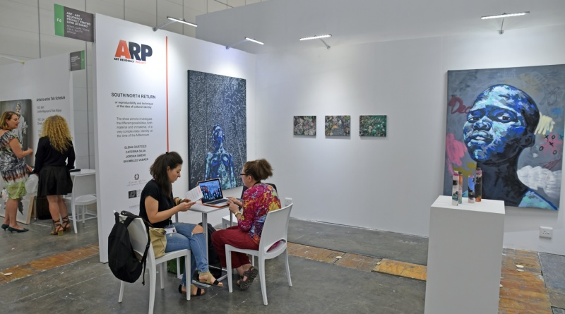 CENTRO DI SARRO AND RAINBOW MEDIA AT CAPE TOWN ART FAIR 2018 – ON SHOW THE ARP VI EDITION'S YOUNG ARTISTS